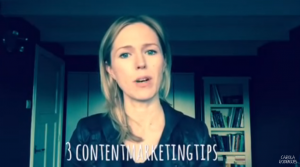 Vlog contentmarketingtips